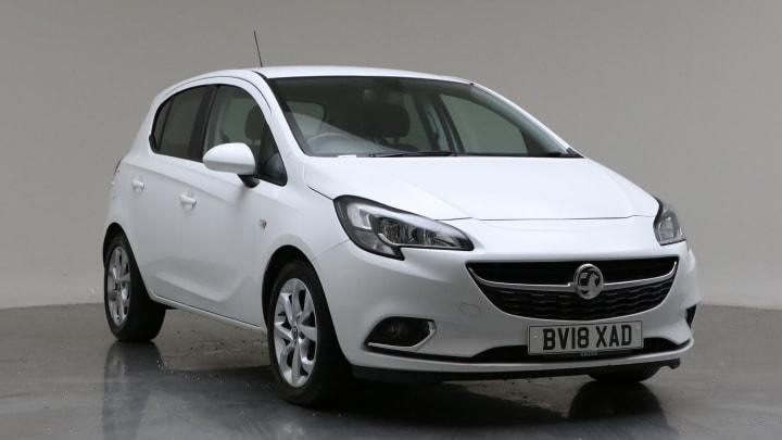 2018 Used Vauxhall Corsa 1.4L SRi ecoTEC i