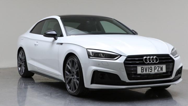 2019 Used Audi A5 2L Vorsprung TFSI