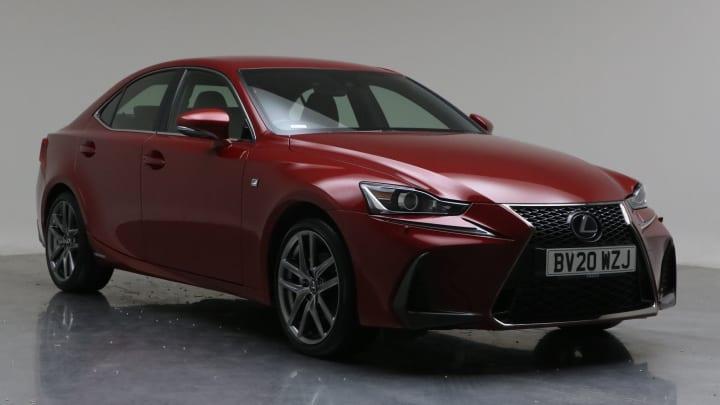 2020 Used Lexus IS 300 2.5L F Sport