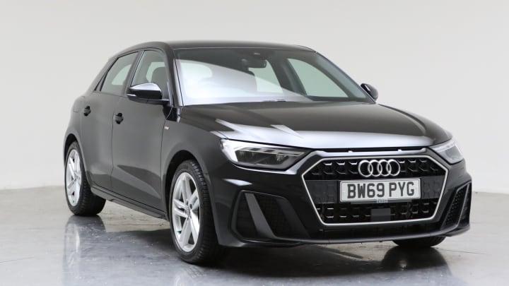 2020 Used Audi A1 1L