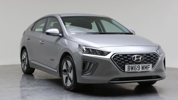 2020 Used Hyundai Ioniq 1.6L 1st Edition h-GDi