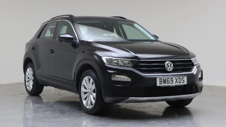 2020 Used Volkswagen T-Roc 1.5L SE TSI EVO