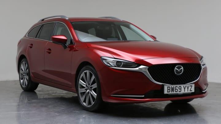 2020 Used Mazda Mazda6 2.2L Sport Nav+ SKYACTIV-D