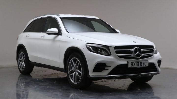 2018 Used Mercedes-Benz GLC Class 2.1L AMG Line GLC250d
