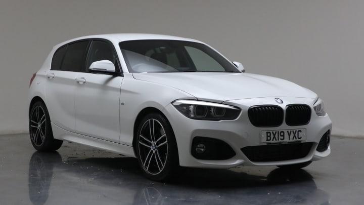 2019 Used BMW 1 Series 1.5L M Sport Shadow Edition 118i