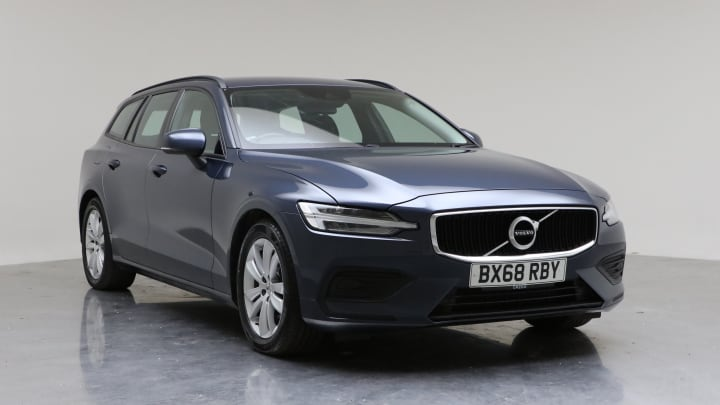 2018 Used Volvo V60 2L Momentum D4
