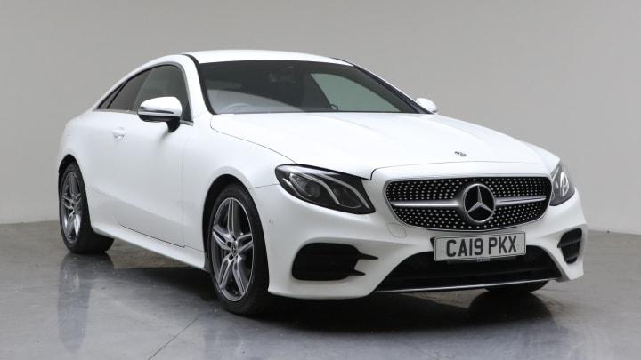 2019 Used Mercedes-Benz E Class 2L AMG Line E350