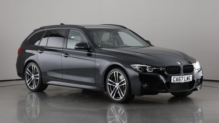 2017 used BMW 3 Series 3L M Sport Shadow Edition 335d