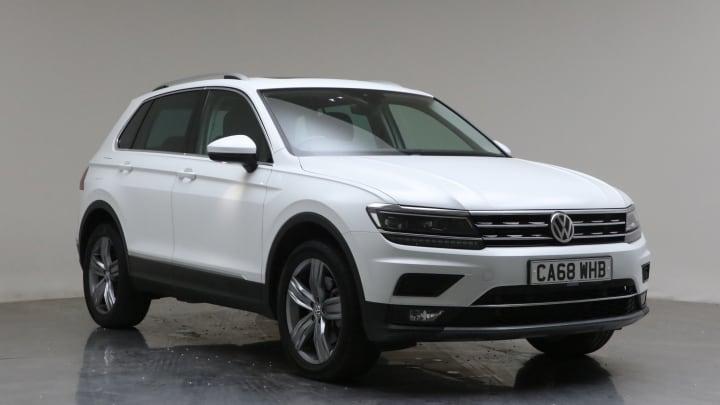 2019 Used Volkswagen Tiguan Allspace 2L SEL SCR TDI