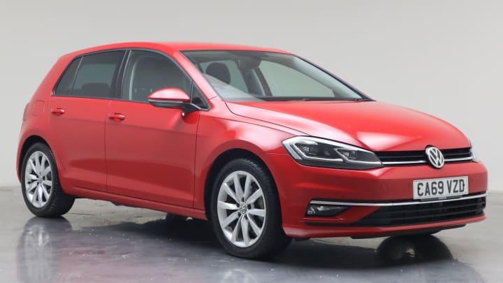 2020 Used Volkswagen Golf 1.5L GT Edition TSI EVO