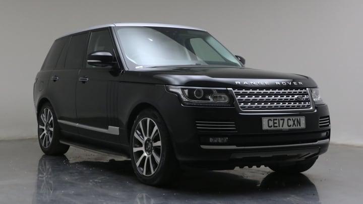 2017 Used Land Rover Range Rover 4.4L Vogue SE SD V8