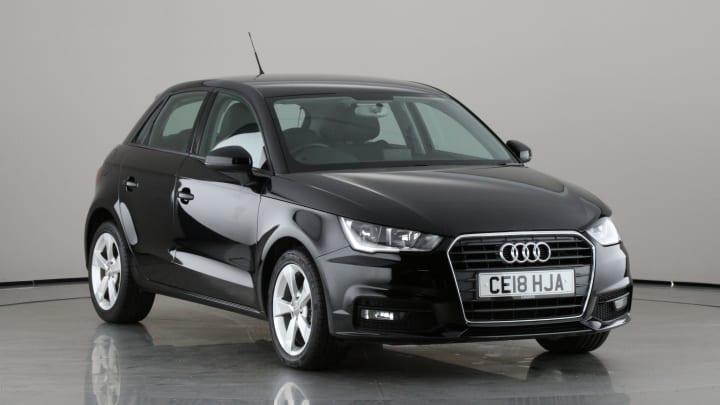 2018 Used Audi A1 1L Sport TFSI