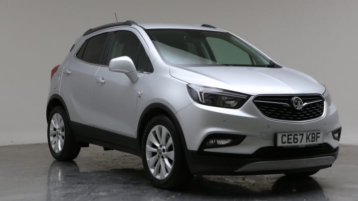 2017 Used Vauxhall Mokka X 1.4L Elite Nav i Turbo