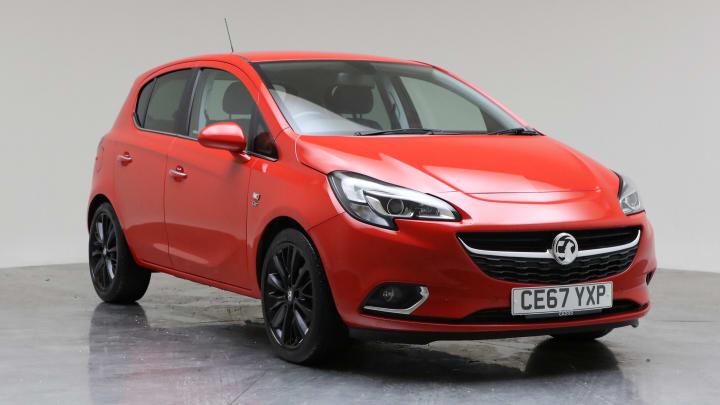 2017 Used Vauxhall Corsa 1.4L Elite ecoFLEX i