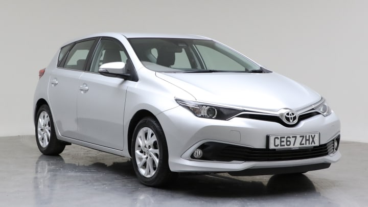 2017 Used Toyota Auris 1.2L Icon VVT-i