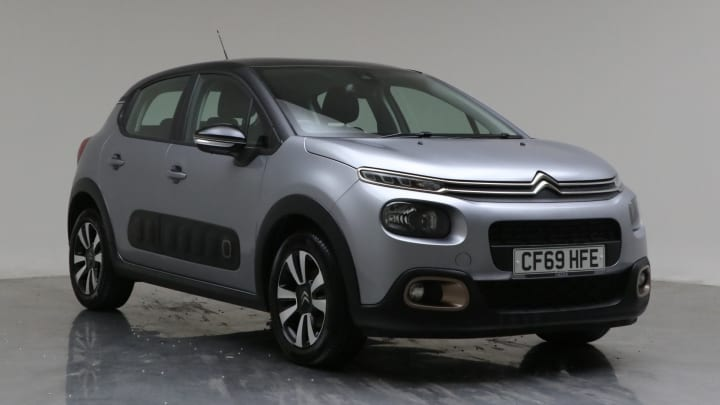 2020 Used Citroen C3 1.2L Origins PureTech