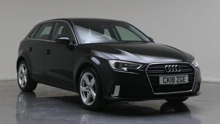 2018 Used Audi A3 1L Sport TFSI