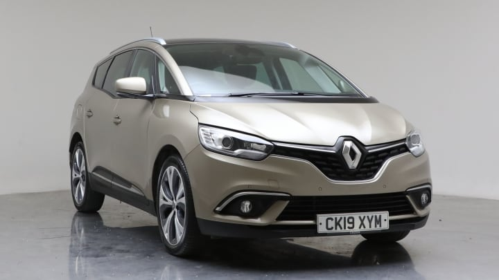 2019 Used Renault Grand Scenic 1.3L Signature TCe