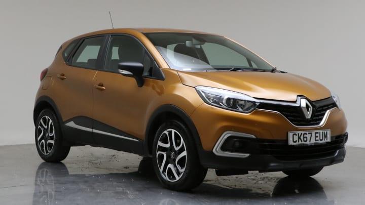 2017 Used Renault Captur 1.2L Dynamique Nav TCe