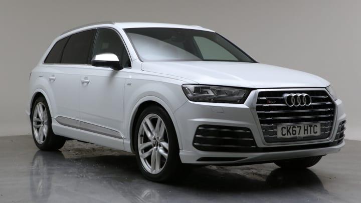 2017 Used Audi SQ7 4L TDI V8