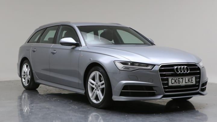 2017 Used Audi A6 Avant 2L S line TDI