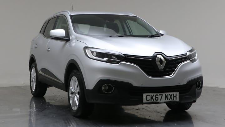 2018 Used Renault Kadjar 1.5L Dynamique Nav dCi
