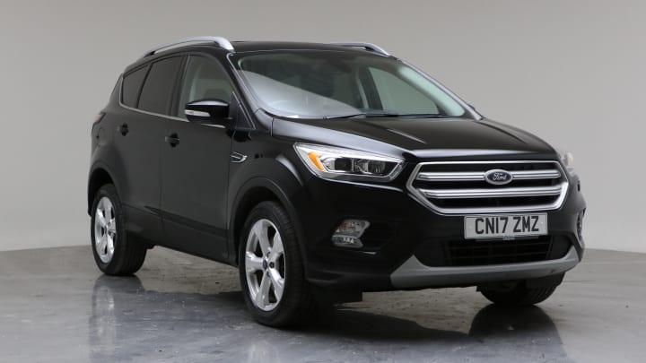 2017 Used Ford Kuga 1.5L Titanium X TDCi