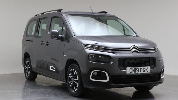 2019 Used Citroen Berlingo 1.5L Flair BlueHDi
