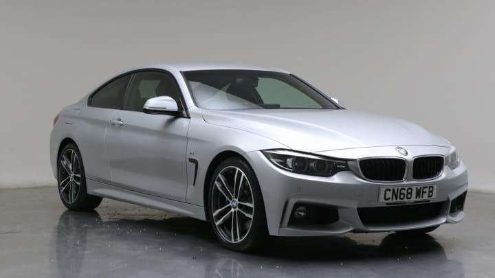 2018 Used BMW 4 Series 3L M Sport 440i