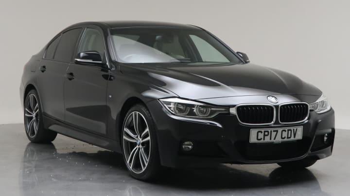 2017 Used BMW 3 Series 3L M Sport 330d