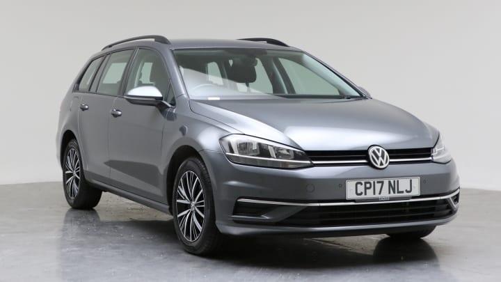 2017 Used Volkswagen Golf 2L SE Nav BlueMotion Tech TDI