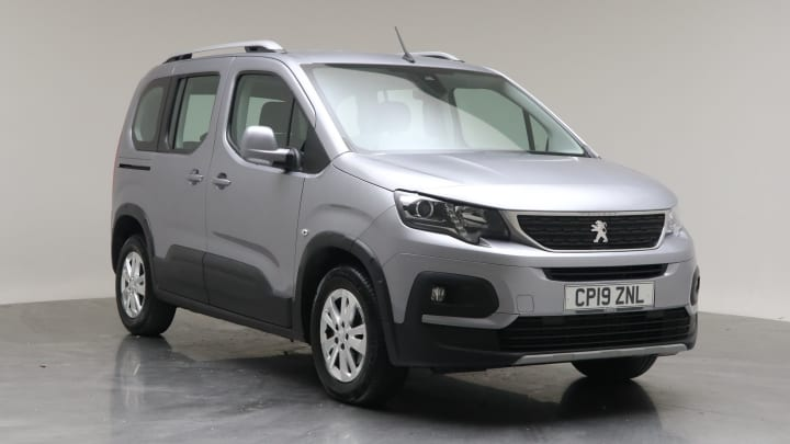2019 Used Peugeot Rifter 1.5L Allure BlueHDi