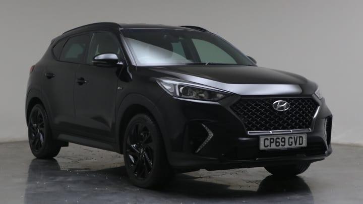 2019 used Hyundai TUCSON 1.6L N Line MHEV CRDi