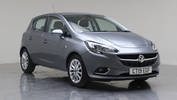 2019 Used Vauxhall Corsa 1.4L SE Nav ecoTEC i Turbo