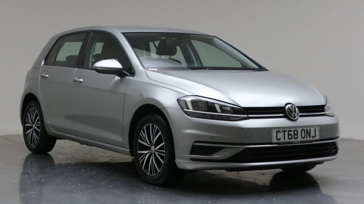 2019 Used Volkswagen Golf 1.6L SE Nav TDI