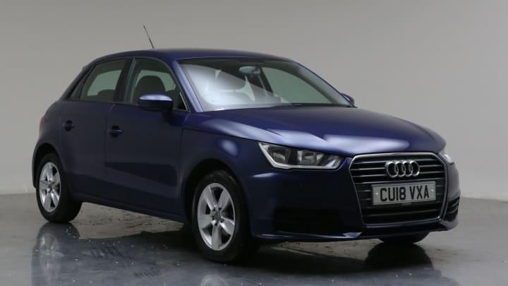 2018 Used Audi A1 1L SE TFSI