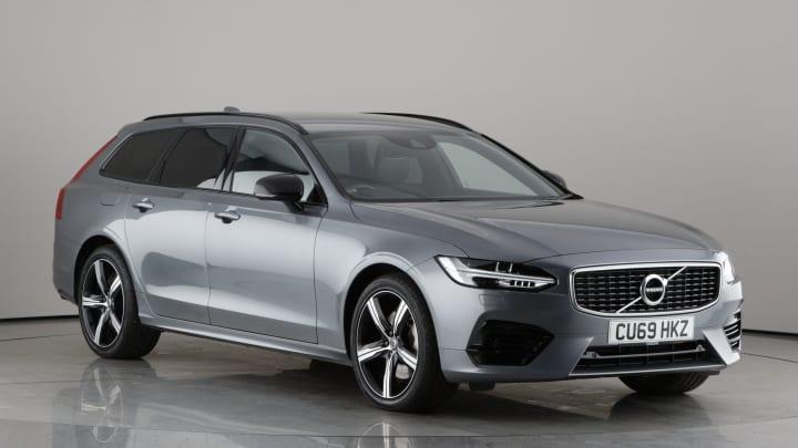 2019 Used Volvo V90 2L R-Design Plus Twin Engine h T8