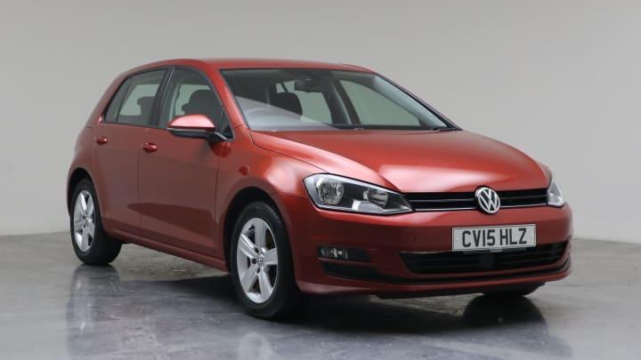 2015 Used Volkswagen Golf 1.4L Match BlueMotion Tech TSI