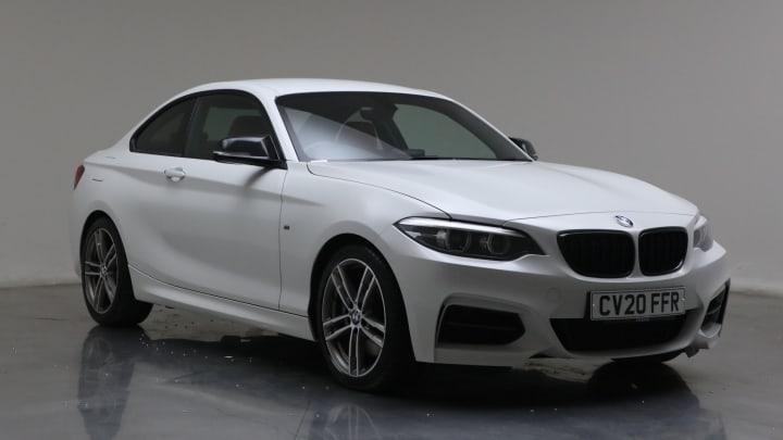 2020 used BMW 2 Series 3L M240i