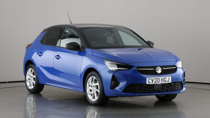 2020 used Vauxhall Corsa 1.2L SRi Nav Premium Turbo