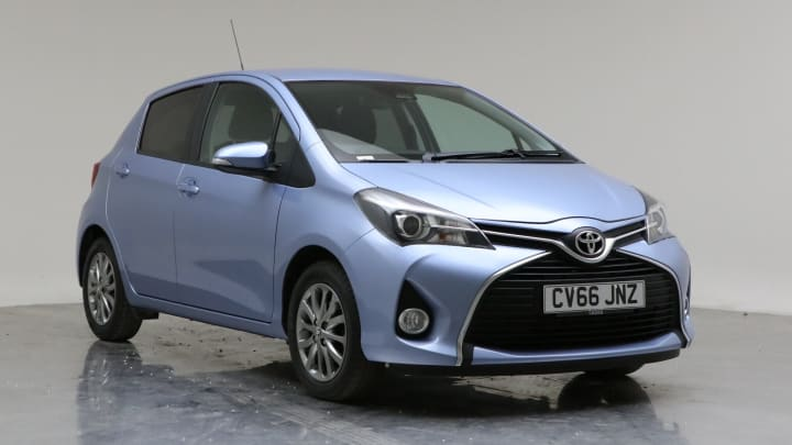 2017 Used Toyota Yaris 1.3L Icon Dual VVT-i