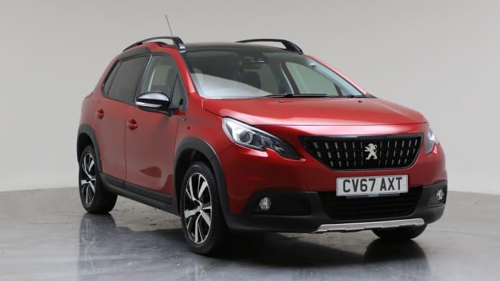 2017 Used Peugeot 2008 1.2L GT Line PureTech