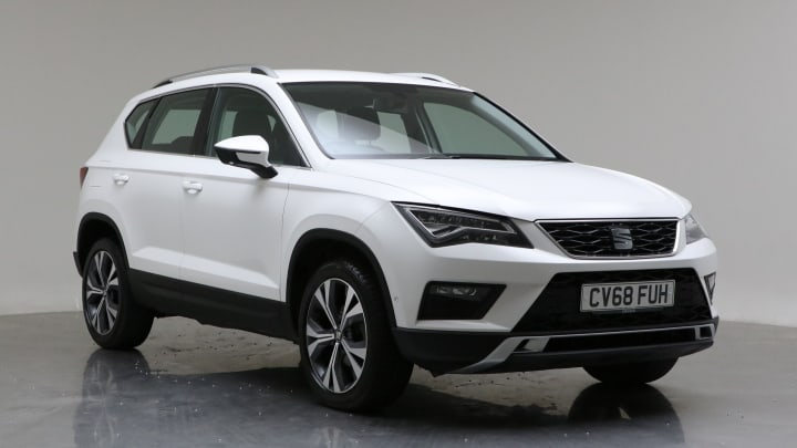 2018 Used Seat Ateca 1.6L SE Technology TDI