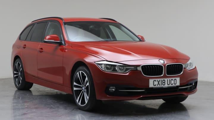2018 Used BMW 3 Series 2L Sport 320i