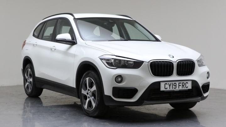 2019 Used BMW X1 1.5L SE 18i