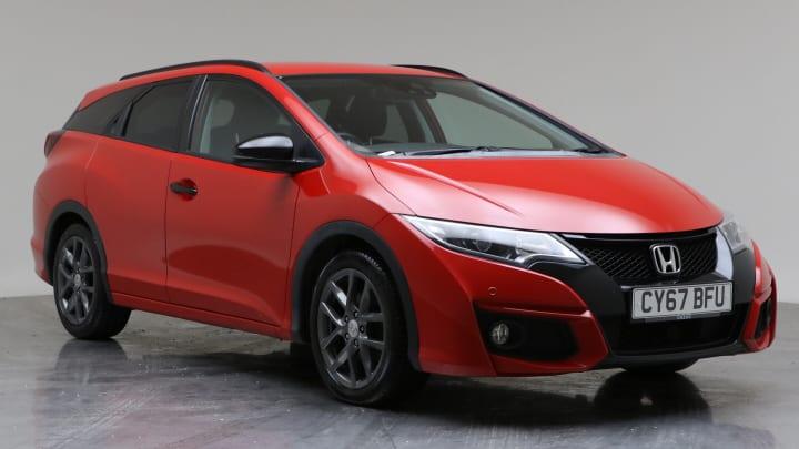 2017 Used Honda Civic 1.6L