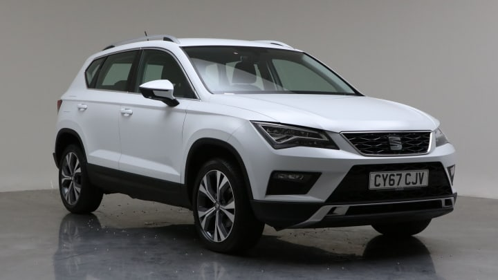 2018 Used Seat Ateca 1.6L SE Technology Ecomotive TDI