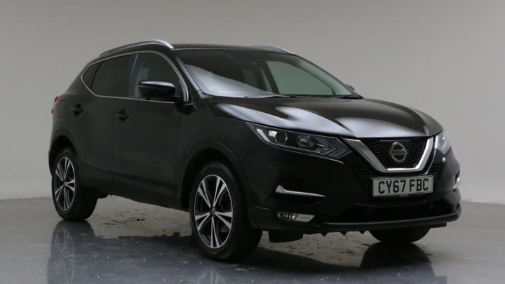 2018 Used Nissan Qashqai 1.5L N-Connecta dCi