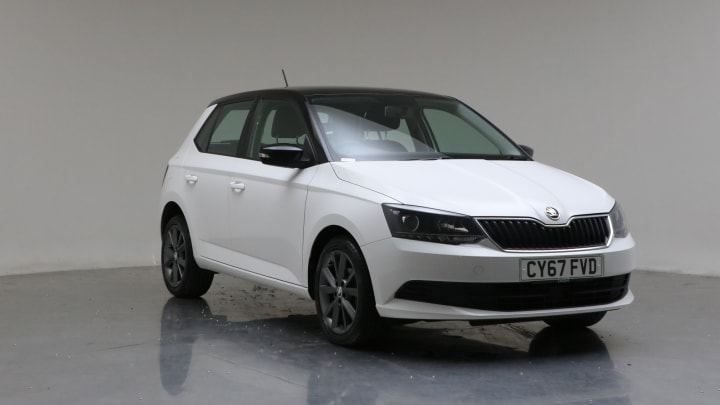 2017 Used Skoda Fabia 1L Colour Edition TSI