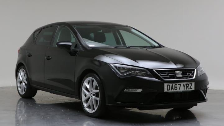 2017 Used Seat Leon 1.8L FR Technology TSI